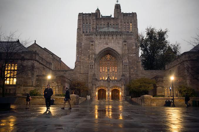 Yale University one of the top university