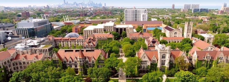 University of Chicago top universities