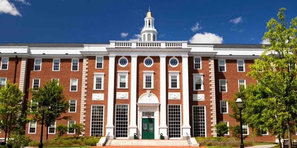 Harvard university, top universities