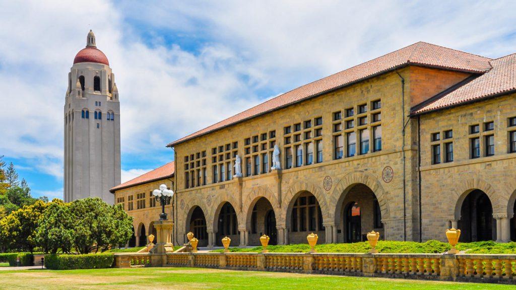 Stanford University top universities